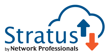 Stratus Cloud Backup Service by Network Professionals